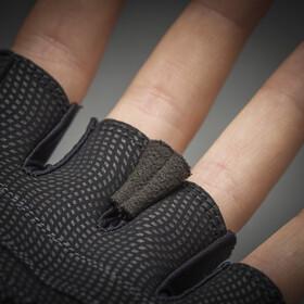 GripGrab Rouleur Padded Short Finger Gloves white